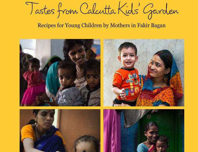 Calcutta Kids cookbook