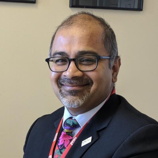 Dr. Denish Moorthy
